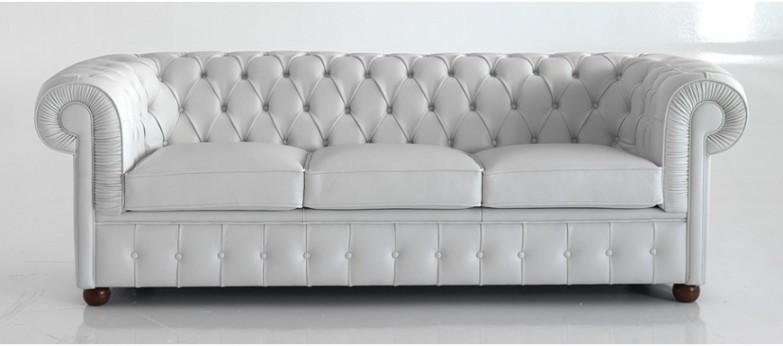 divano chesterfield moderno