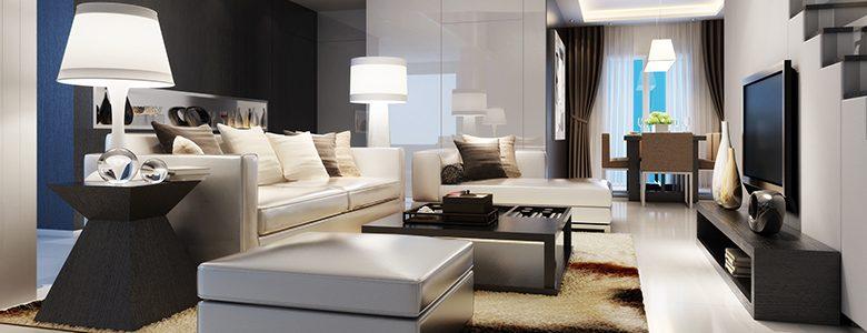 luci divano illuminazione salotto
