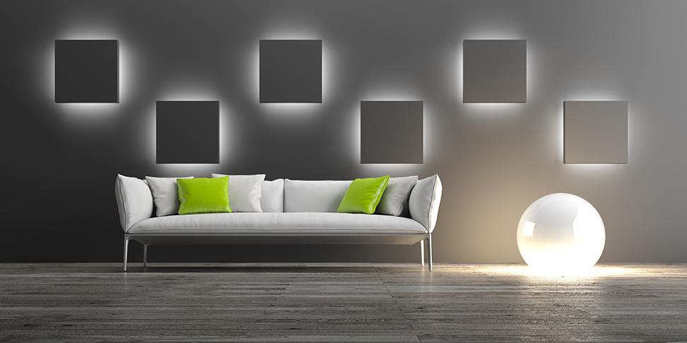 Amato Luci da divano: 5 consigli per l'illuminazione del salotto AY47