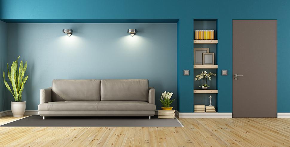 Luci da divano 5 consigli per l 39 illuminazione del salotto for Lampade da salotto