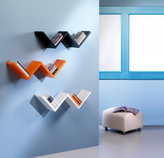 Mensole Dietro Divano ~ Idee per il design della casa