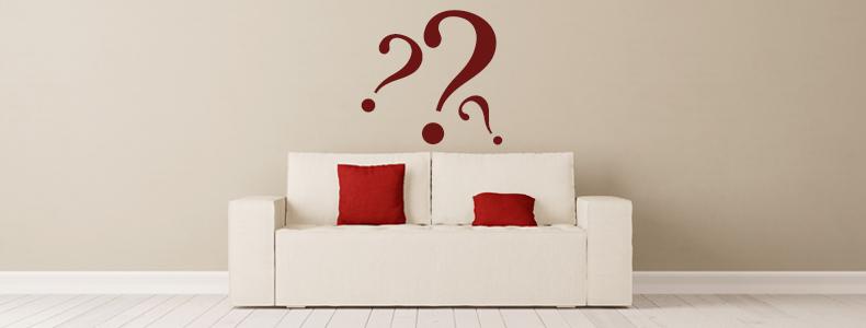 10 idee per decorare la parete dietro il divano - Idee per decorare una stanza ...