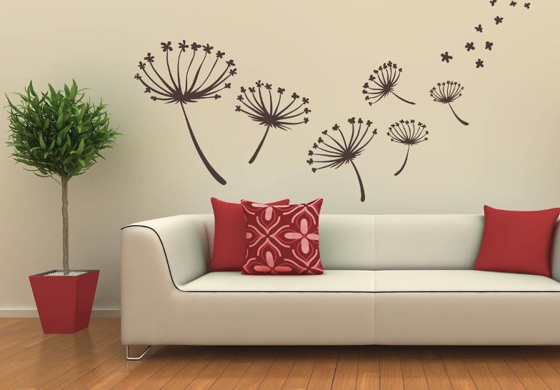 Cosa Mettere Dietro Al Divano : Idee per decorare la parete dietro il divano