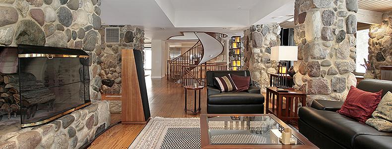 Il giusto arredo per la casa in montagna for Arredamento particolare per la casa