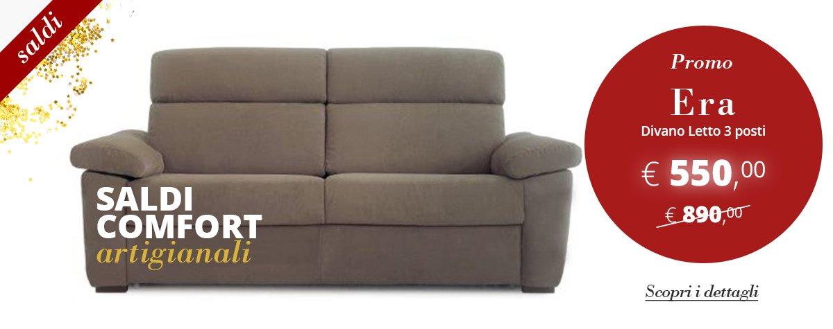 Divano artigiano lo specialista del divano letto - Divano letto pronta consegna ...