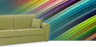 Campionario colori e tessuti divani