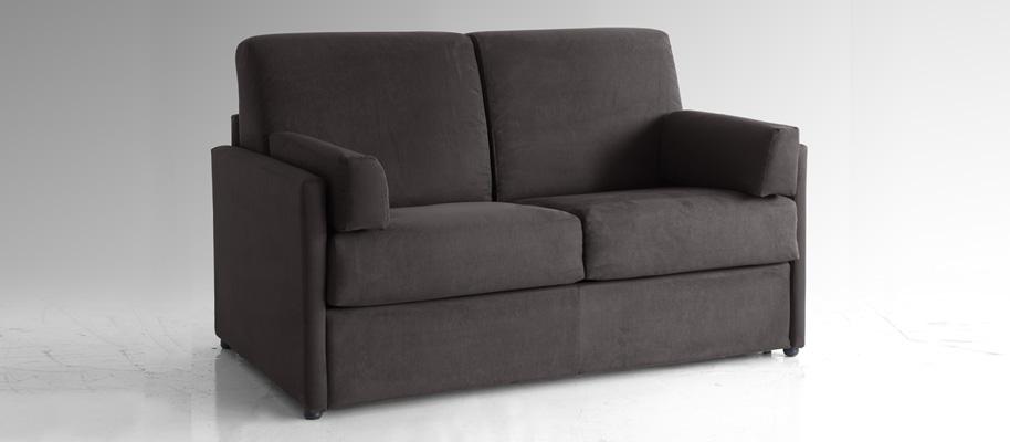 Andromeda divano letto 2 posti comodo e sfoderabile - Divano letto 2 posti economico ...