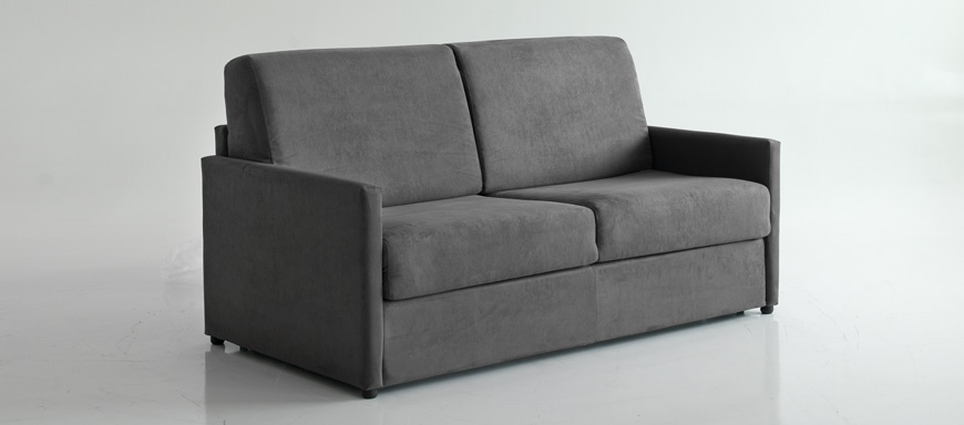 Promozione divano letto slim 3 posti - Divano letto 2 posti divani e divani ...